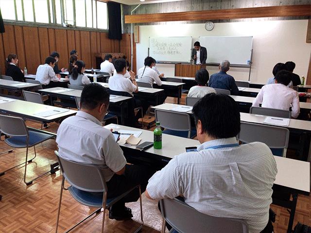宮崎にて、助成金セミナー講師