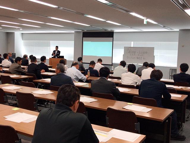 埼玉にて助成金セミナー講師