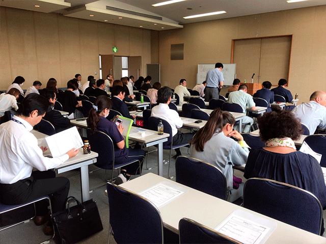 熊本にて、助成金セミナー講師