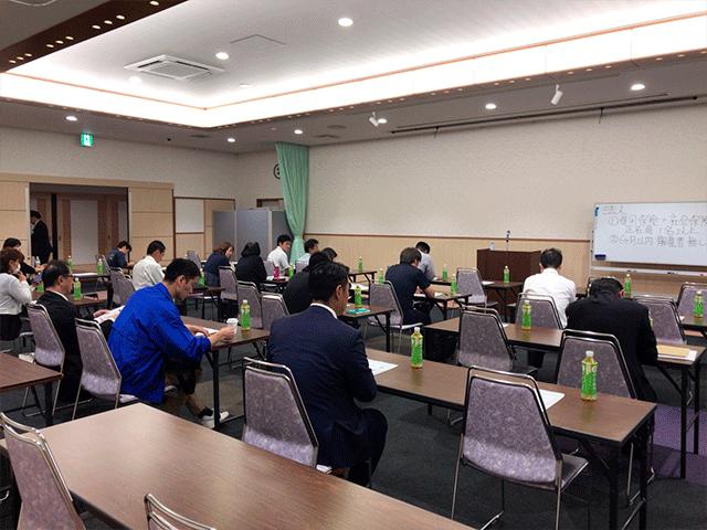 長野県松本にて、助成金セミナー講師