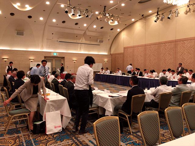 ロータスクラブ新潟県支部様にて助成金セミナー講師