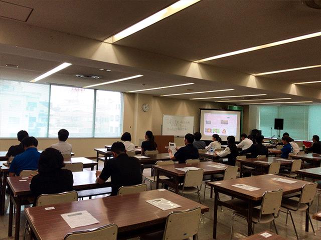 新潟県長岡にて助成金セミナー講師