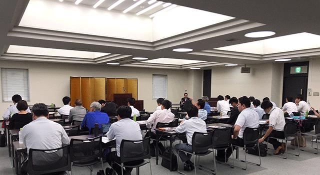 群馬県太田市にて助成金セミナー講師