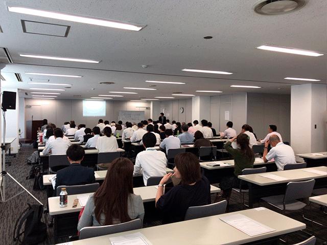 静岡にて助成金セミナー講師