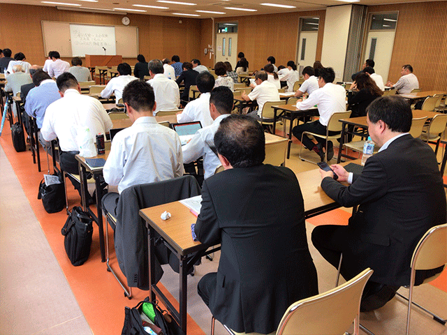 愛知県三河にて、助成金セミナー講師