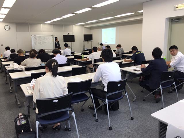 名古屋にて、助成金セミナー講師