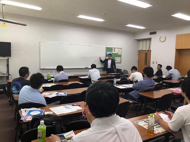 近畿青年税理士連盟-滋賀県支部-様にて、助成金セミナー講師