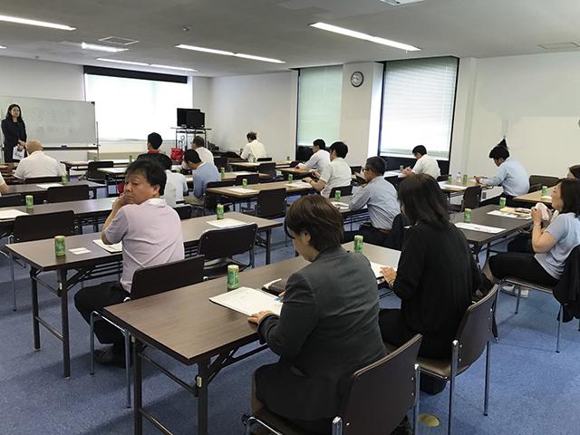 広島県福山にて、助成金セミナー講師