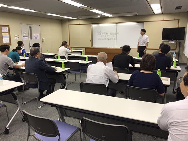 熊本-保険代理店-主催-助成金セミナー講師