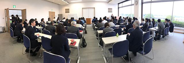 損害保険会社熊本支店-助成金セミナー