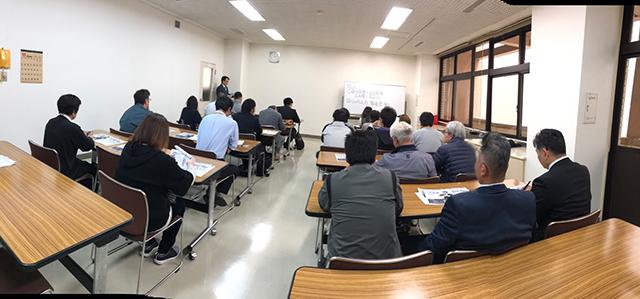 損害保険会社熊本支店諫早支社-助成金セミナー