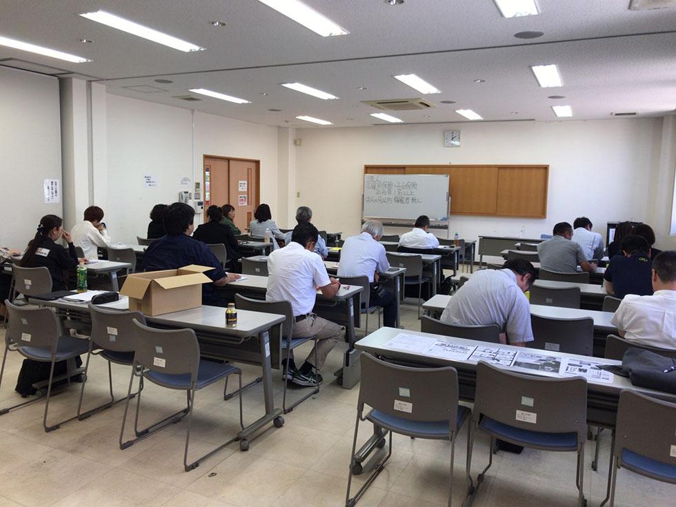 国内損保熊本支店 主催 熊本県八代にて、助成金セミナー