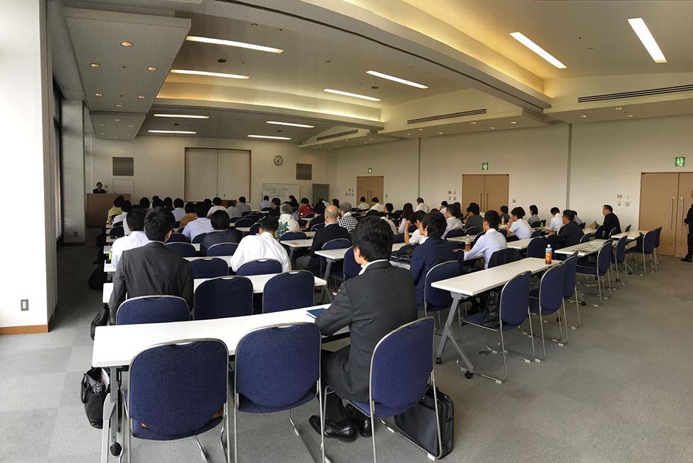 国内損保熊本支店 主催 熊本県熊本市にて、助成金セミナー
