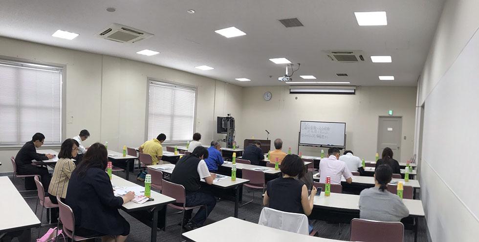ADインシュアランスサービス神戸&アトムサービス(株) 助成金セミナー