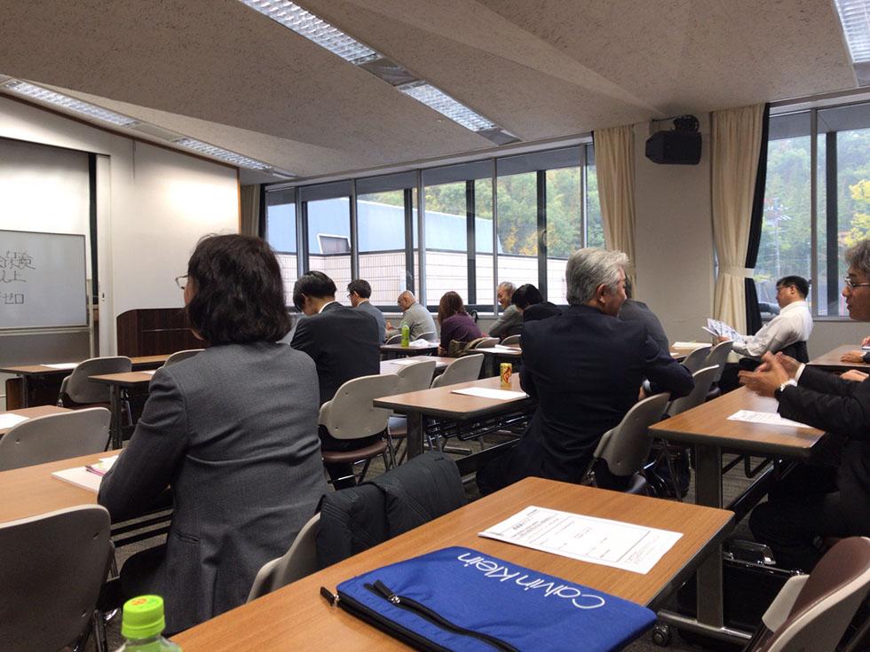 愛知県岡崎にて、助成金セミナー